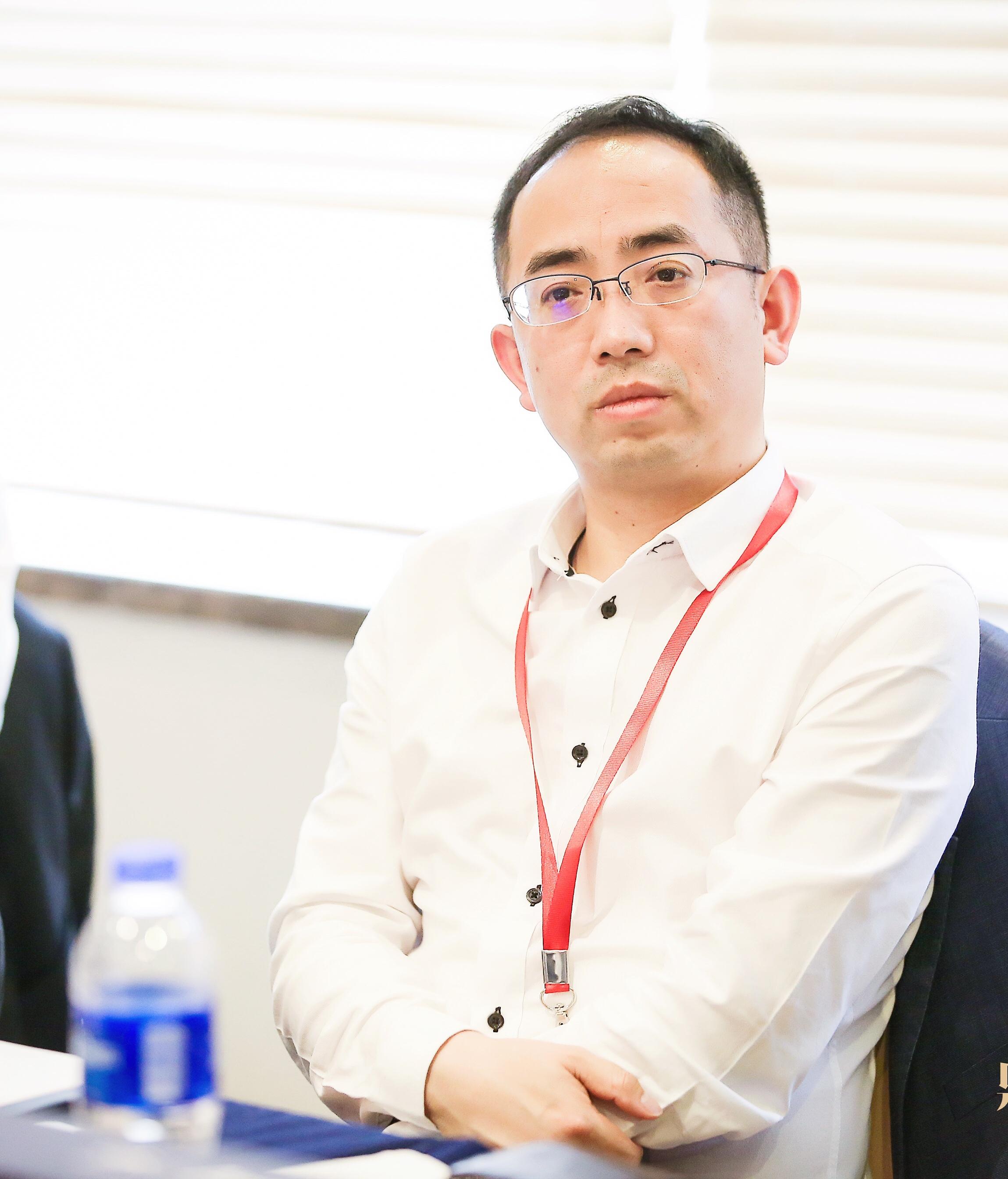 美行科技上海分公司总经理居建丰先生