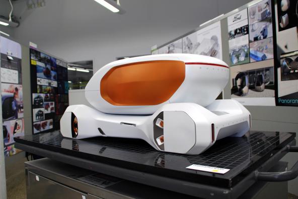 无人驾驶对未来汽车设计影响几何?这里有N个典型案例!