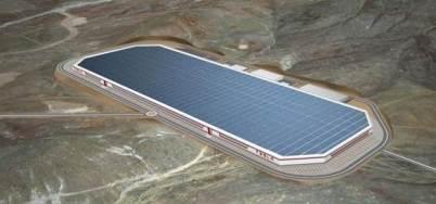 松下承认考虑与特斯拉在中国合建超级电池工厂