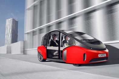 Rinspeed推出带花园的电动汽车