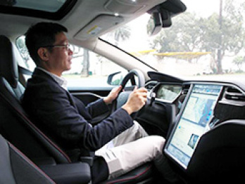 名车志主编缪俊:我在洛杉矶开Tesla Model S