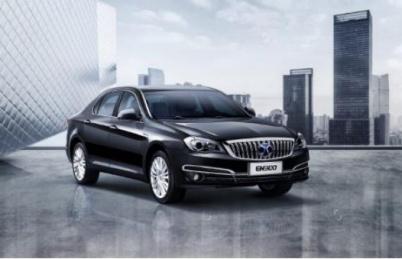 北汽新能源首款B级纯电动轿车EH300上市