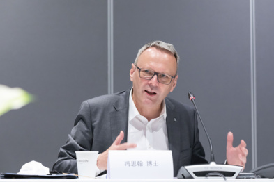 对话大众品牌中国CEO冯思翰:正快速适应新环境和挑战 | 创见
