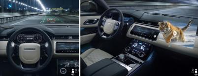 沃爾沃車頂抬頭顯示器將用于自動駕駛車
