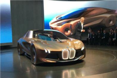 宝马Vision iNEXT:具备四级自动驾驶技术,2021年投产