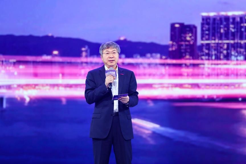 奇瑞控股集团董事长尹同跃先生