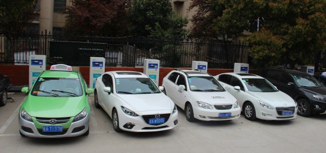 纯电动出租车被弃用调查:成本堪比油车