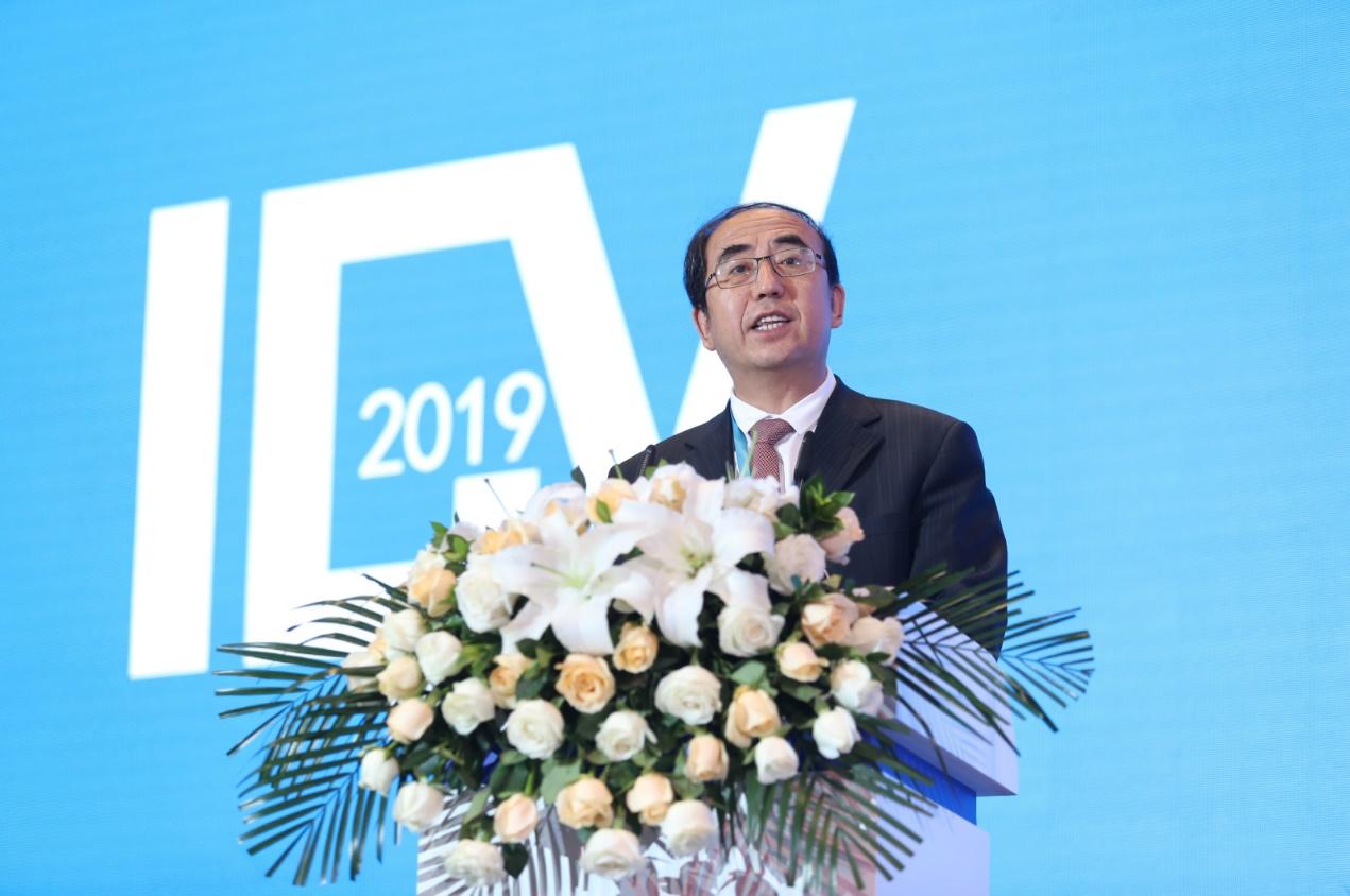 中国汽车技术研究中心有限公司党委书记/董事长/总经理于凯