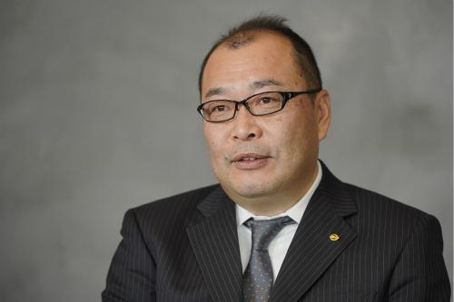 日产汽车公司全球高级副总裁,日产中国管理委员会主席, 东风汽车有限公司总裁  山﨑庄平(Shohei YAMAZAKI)
