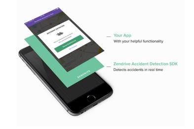 告别车载硬件,Zendrive用智能手机检测驾驶行为数据