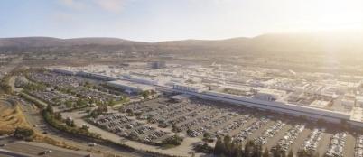 英国为特斯拉建立欧洲第二座超级工厂寻找合适场地