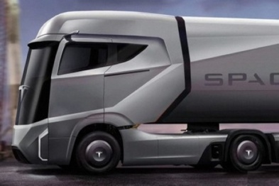 自动驾驶系统加持 特斯拉纯电动卡车Semi将于9月28日正式发布