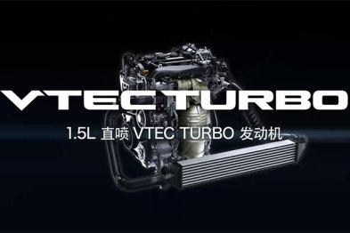 全是涡轮惹的祸?本田VTEC TURBO幻术解密