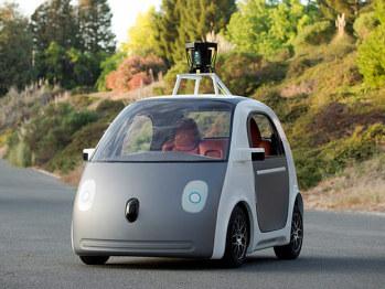 """谷歌无人驾驶汽车将首次在""""无人""""状态下实地测试"""