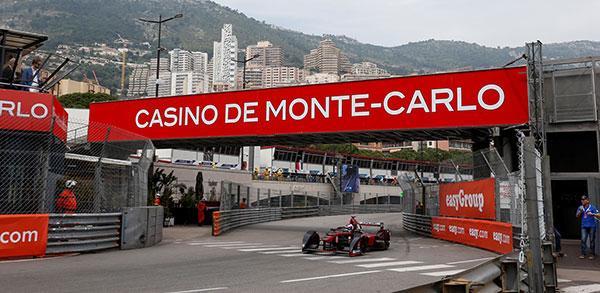 F1在蒙特卡洛的比赛就是在当地人的家门口举行的