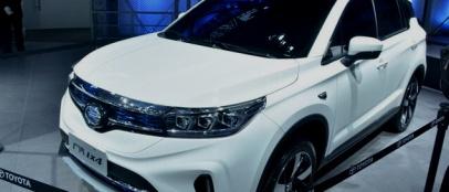 丰田将以广汽身份进军中国新能源车市场