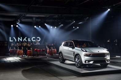 LYNK&CO 01将亮相上海车展,未来运营模式提前剧透
