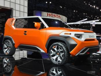 最时尚的越野车,丰田将推小号