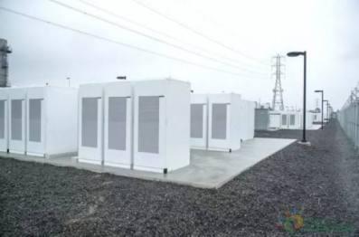 特斯拉能源在英国部署Powerpack储能系统