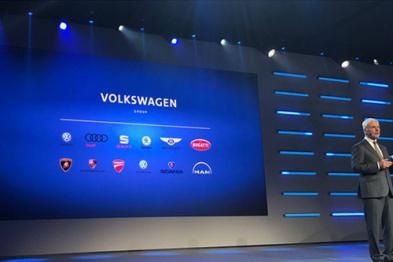 大众今年将推60款新车,2025+战略全面智能互联化