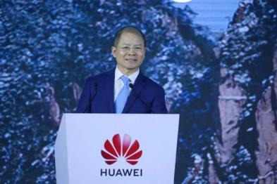 徐直军:华为投资超10亿美金下注智能汽车研发