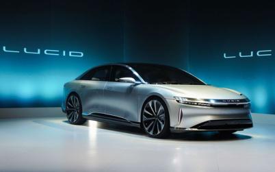 Lucid Air电动汽车发布,或将2018年投产