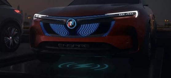 别克Enspire引入智能无线充电