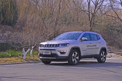 动态体验全新Jeep指南者200T,所谓专业底盘何来的自信?