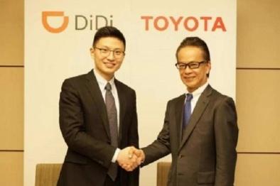 滴滴获丰田6亿美元投资,将在智能出行服务领域拓展合作