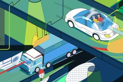自动驾驶出租车,巨头们的应许之地?
