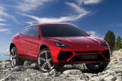 兰博基尼首款插混SUV将2018年上市