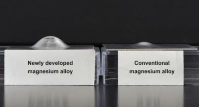 日本研发高强度镁合金件,未来或将用于车身件