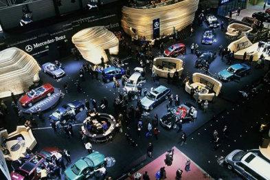 """""""科技+设计""""爆表!2018日内瓦车展,这7款重磅车将登陆中国"""