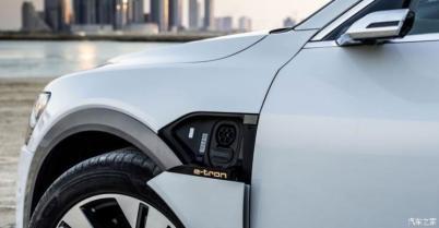 奥迪e-tron使用EEBUS实现车与电网通信