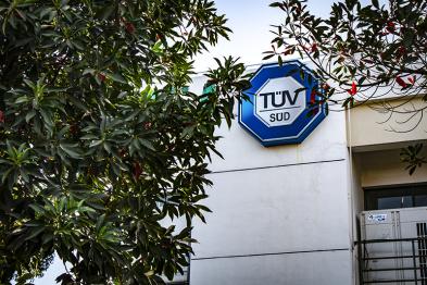 第三方进场,TÜV南德新能源汽车检测实验室厉害在哪?