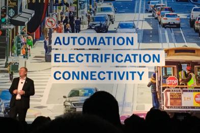 博世带来互联交通解决方案,重点发力传感器、软件和服务