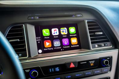 现代增加支持DIY升级CarPlay,Android Auto的车型