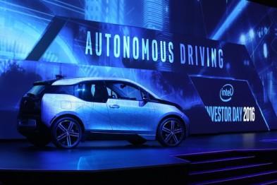 英特尔有望在2024年实现无人驾驶