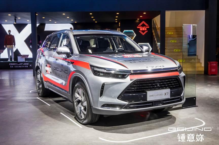 纯粹致美空间SUV——BEIJING-X7