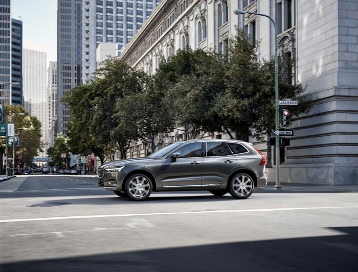 沃尔沃全新科技人文豪华SUV XC60