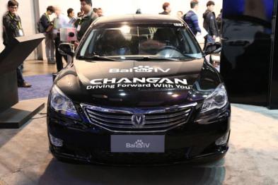 长安汽车携手百度亮相CES,展示中国汽车品牌智能化成果
