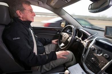 通用全新巡航控制系统将加入面部识别功能