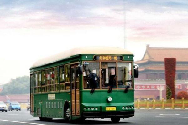 珠海银隆新能源的银隆艾菲商务车是从九龙汽车采购