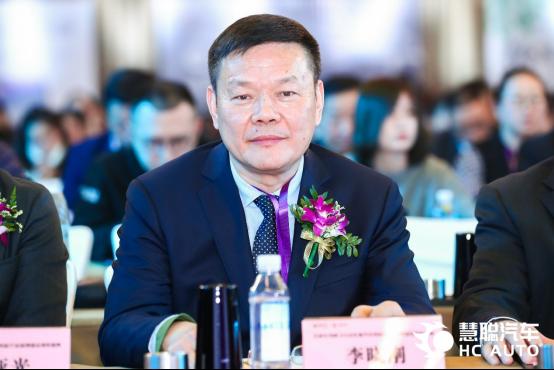 中国汽车用品联合会秘书长李晓刚