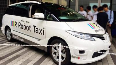 2020东京奥运会将推行无人驾驶出租车
