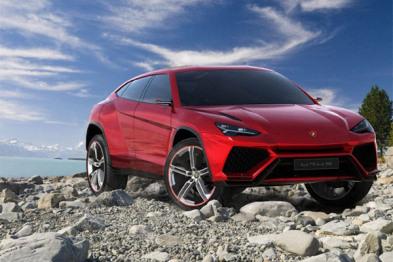 兰博基尼将于12月4号发布乌鲁斯SUV
