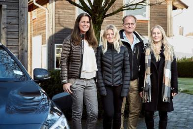 """沃尔沃公布自动驾驶""""第一家庭"""",开启哥德堡城市自驾模式"""