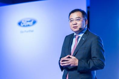 罗冠宏在空降福特中国五月后提出辞职