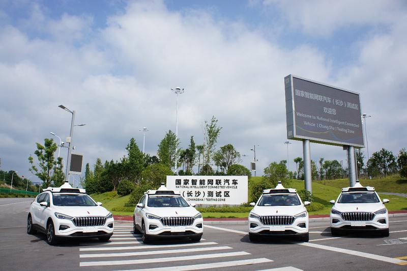 百度与一汽红旗联手推送,国内首批量产L4级Robotaxi或将开启小规模运营