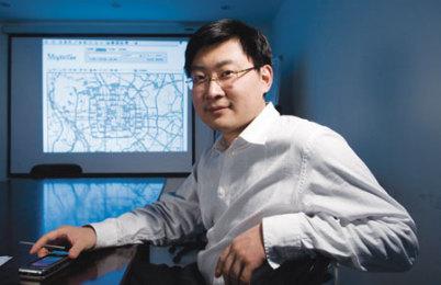 景慕寒:四维图新的高精度地图,今年底将登陆量产车